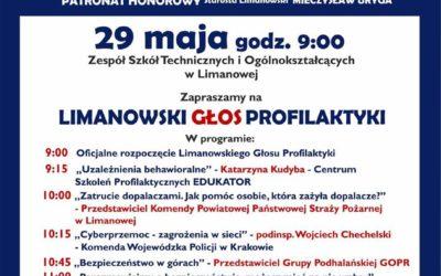 Limanowski głos profilaktyki